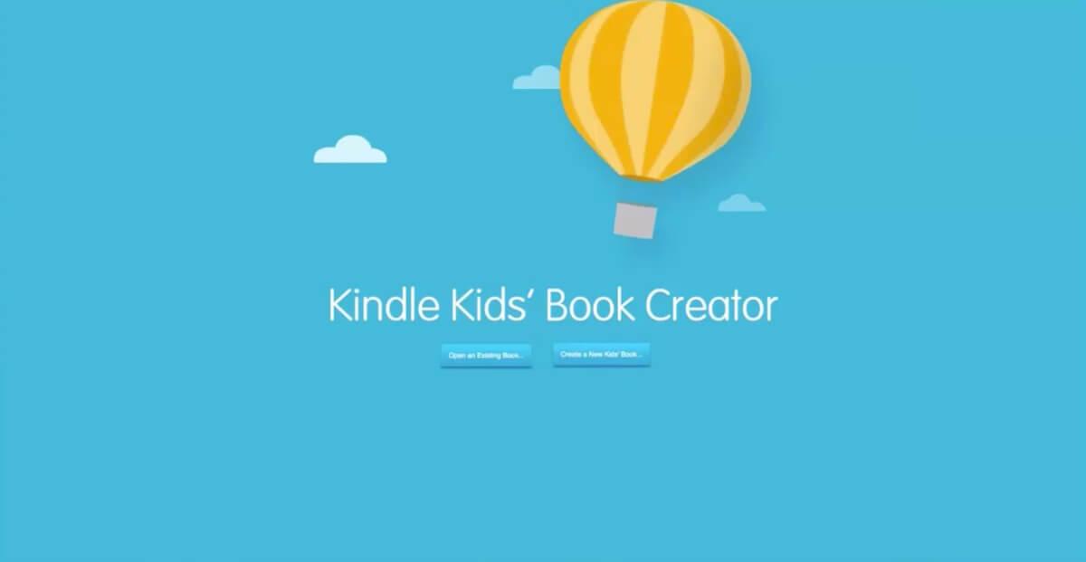 Kindle Kids Book Creator - Apex Authors