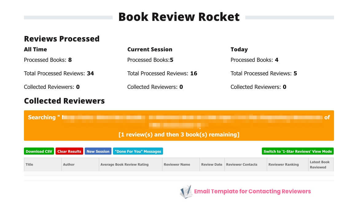 How to Use the Book Review Rocket - Apex Authors