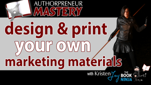 AuthorPreneurMarketingMaterials